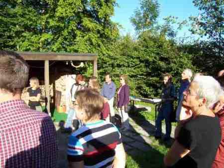 Teilnehmer der Veranstaltung